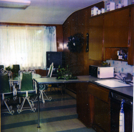 1959 Kitchen needed to be brought into the 21st century., We did not expand 1 inch but by replacing the dining room window with a door cutting 1/2 the wall down and moving the sink to view the outside the kitchen feels so much bigger!, , Kitchens Design