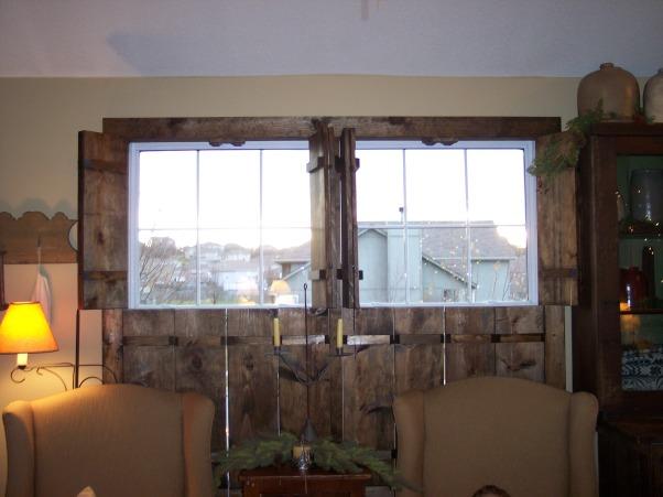 Country Primitive Farmhouse Living Room CHRISTMAS Merry Christmas