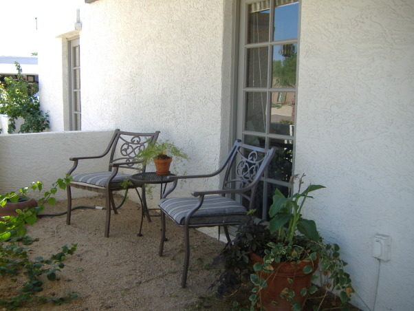 Front porch in Arizona , Porches Design