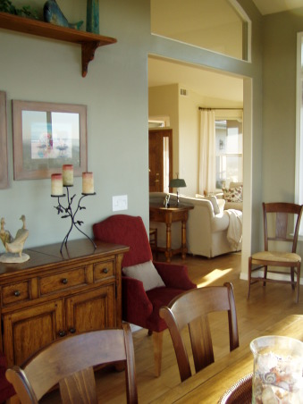 Rooms with a View, Living Room and Added Sun Room  , , Living Rooms Design