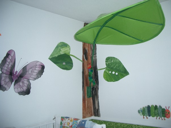 Hungry Caterpillar Nursery, , Bedrooms Design