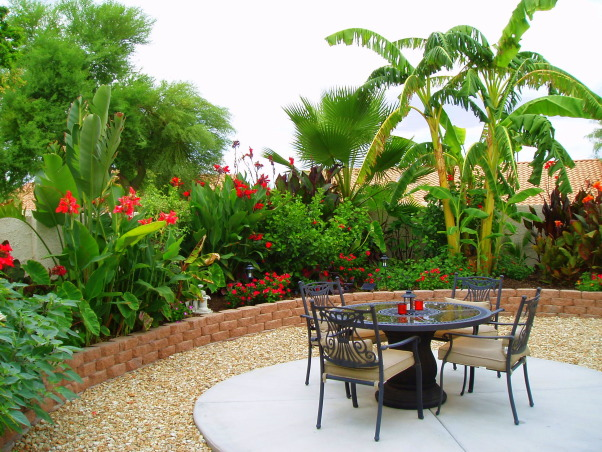 301 moved permanently for Tropical pool landscaping plants
