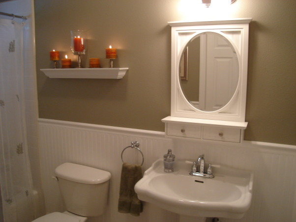 Information about rate my space questions for for Beadboard wainscoting bathroom ideas