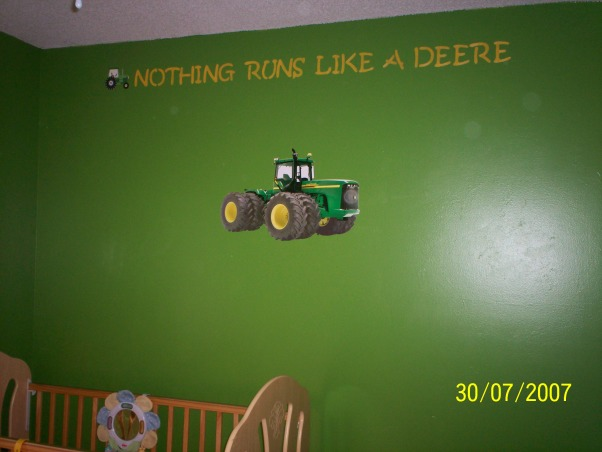 Information about rate my space questions for for John deere bedroom ideas