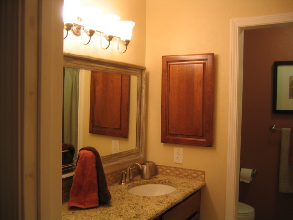 Information about rate my space questions for for Warm bathroom designs