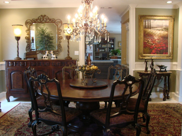 Information about rate my space questions for for Tuscan dining room ideas