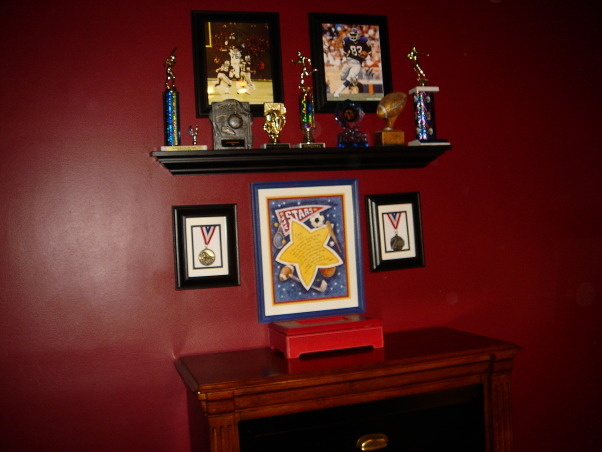 Teen's Sports Bedroom, Boys' Rooms Design