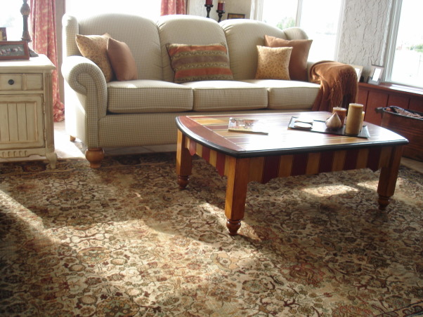 new rug for the sunroom, re post of this room with the new rug., , Living Rooms Design