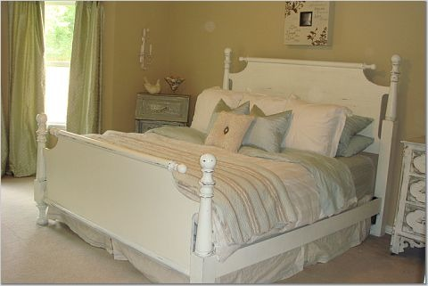 shabby chic serene and romantic master bedroom this is our romantic