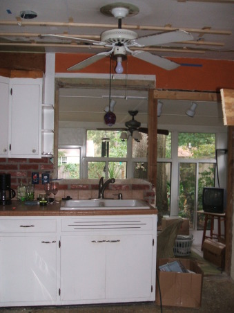 Real DIY Remodel!, My boyfriend recently finished remodeling the