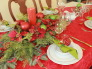 christmas tablescape 2013, My house on Christmas 2013, Holidays Design