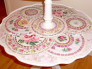 SOLD ...China Mosaic Pie Crust Table, SOLD ....