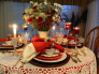 Valentine's Day., My Inspiration for this table was having family over for this coming Valentine's Day., Holidays Design