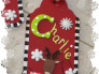 Painting Passion - 2008 Christmas Ornies, These are the ornaments that I made for this Christmas for the family., Holiday Project