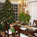 Holiday Home Tour, dining room , Holidays Design