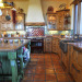 Talamini kitchen, rustic kitchen on a home we recently completed, fratelli burgundy stove, Kitchens Design