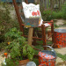My garden and potting shed, Hello! I decide to share with you photos of my garden and potting place. When we first bought the house, there was NOTHING outside...so, with a friend we made plans and made all the garden...the potting shed was made with the help of 7 good friends...hope you enjoy looking at these! Margot, from Quebec, Tomatoes plant, Gardens Design