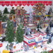 Grandfather's Village, Here are a few pictures of my grandfather's Christmas village and decorations around his house. He loves to build his village and decorate for his grandchildren!!!, Holidays Design