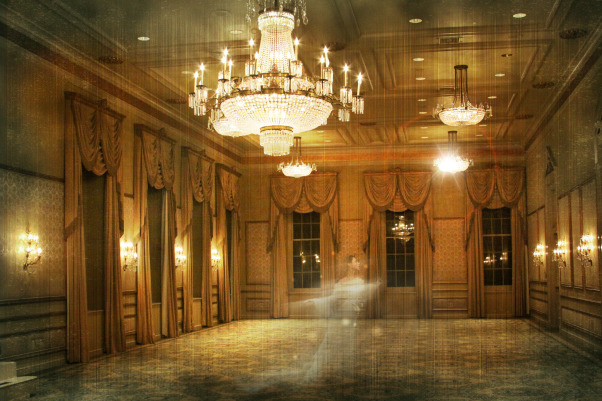 Oldest ballroom in New Orleans , The Orleans Ballroom at the Bourbon Orleans Hotel is haunted by the spirit of a dancing girl. www.bourbonorleans.com, Orleans Ballroom at the Bourbon Orleans is the oldest ballroom in New Orleans & said to be haunted by the spirit of a dancing girl. , Haunted Places