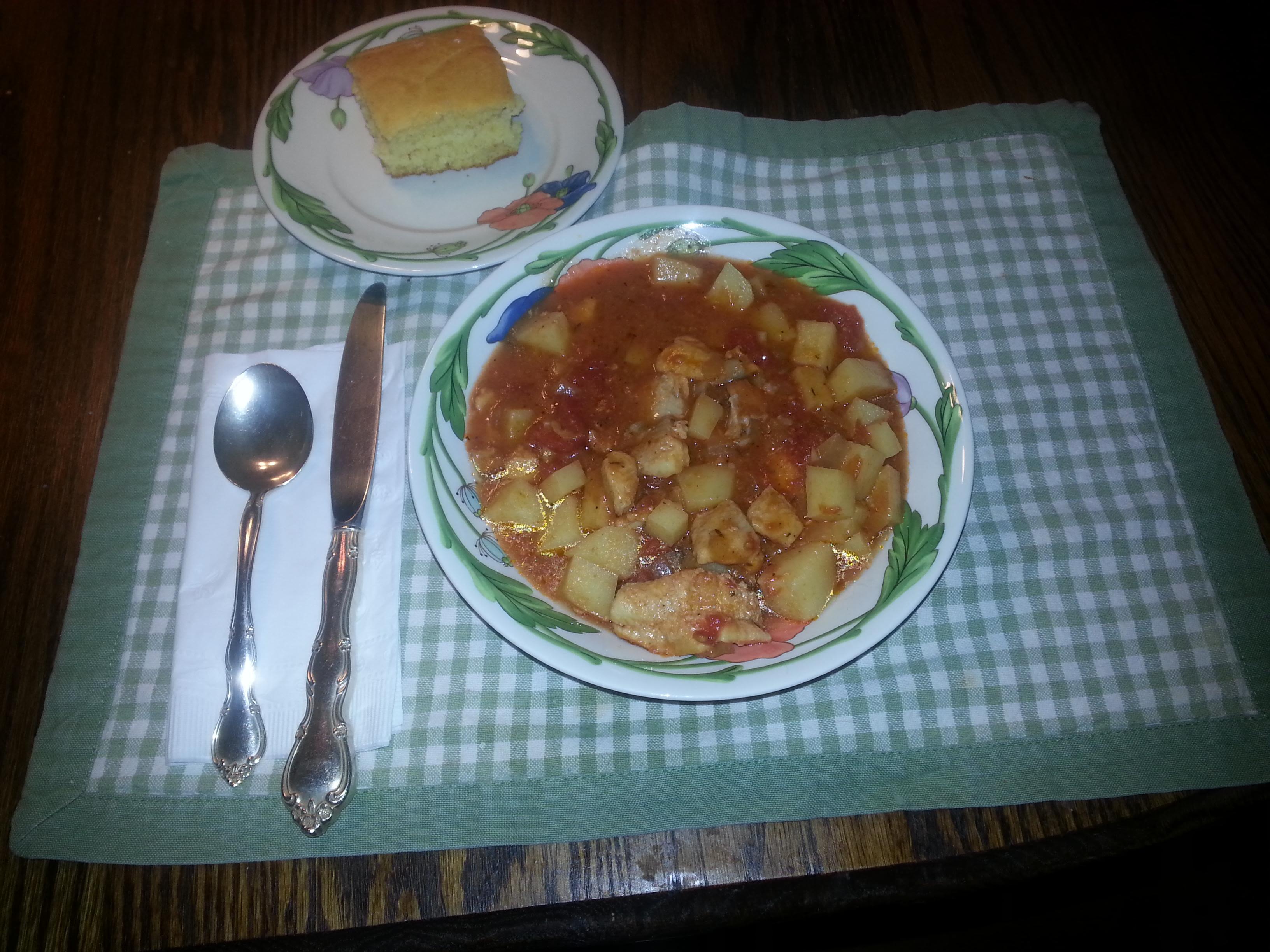 Southern Catfish Stew Recipe - Genius Kitchen