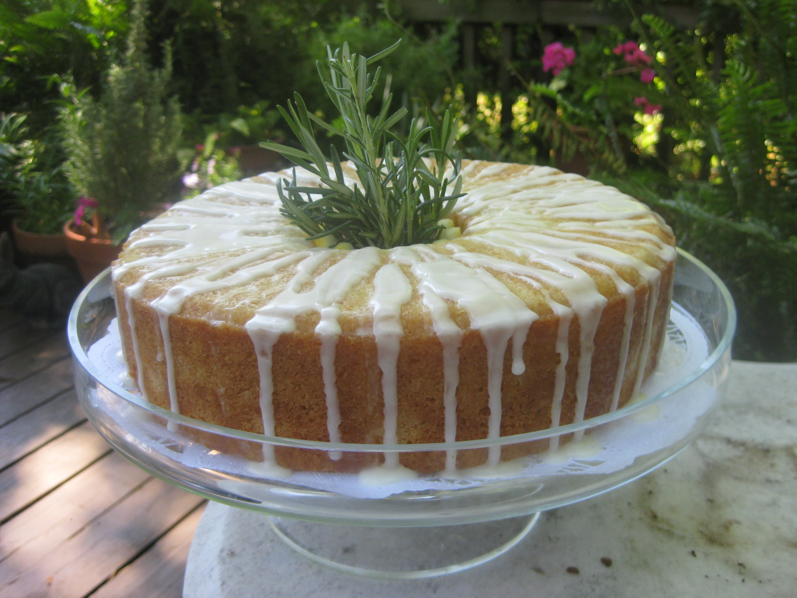Meyer Lemon Cake With Lemon Cream Cheese Frosting Recipe Genius