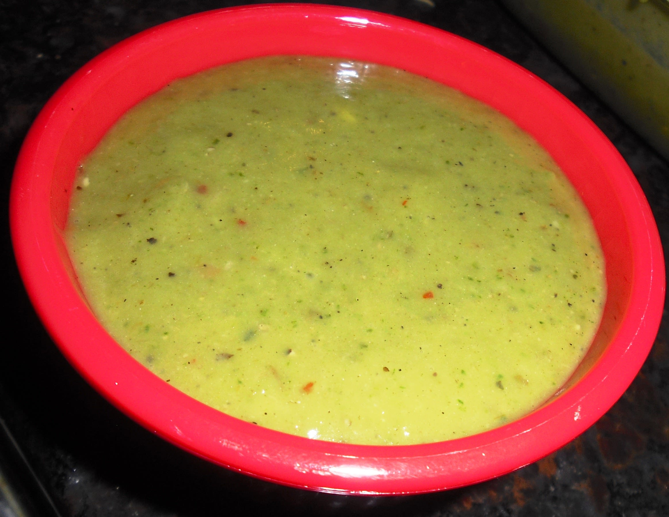 Tsr Version Of El Pollo Loco Avocado Sauce By Todd Wilbur Recipe Genius Kitchen