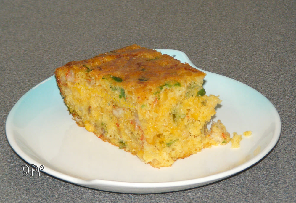 Crawfish Cornbread Recipe Genius Kitchen