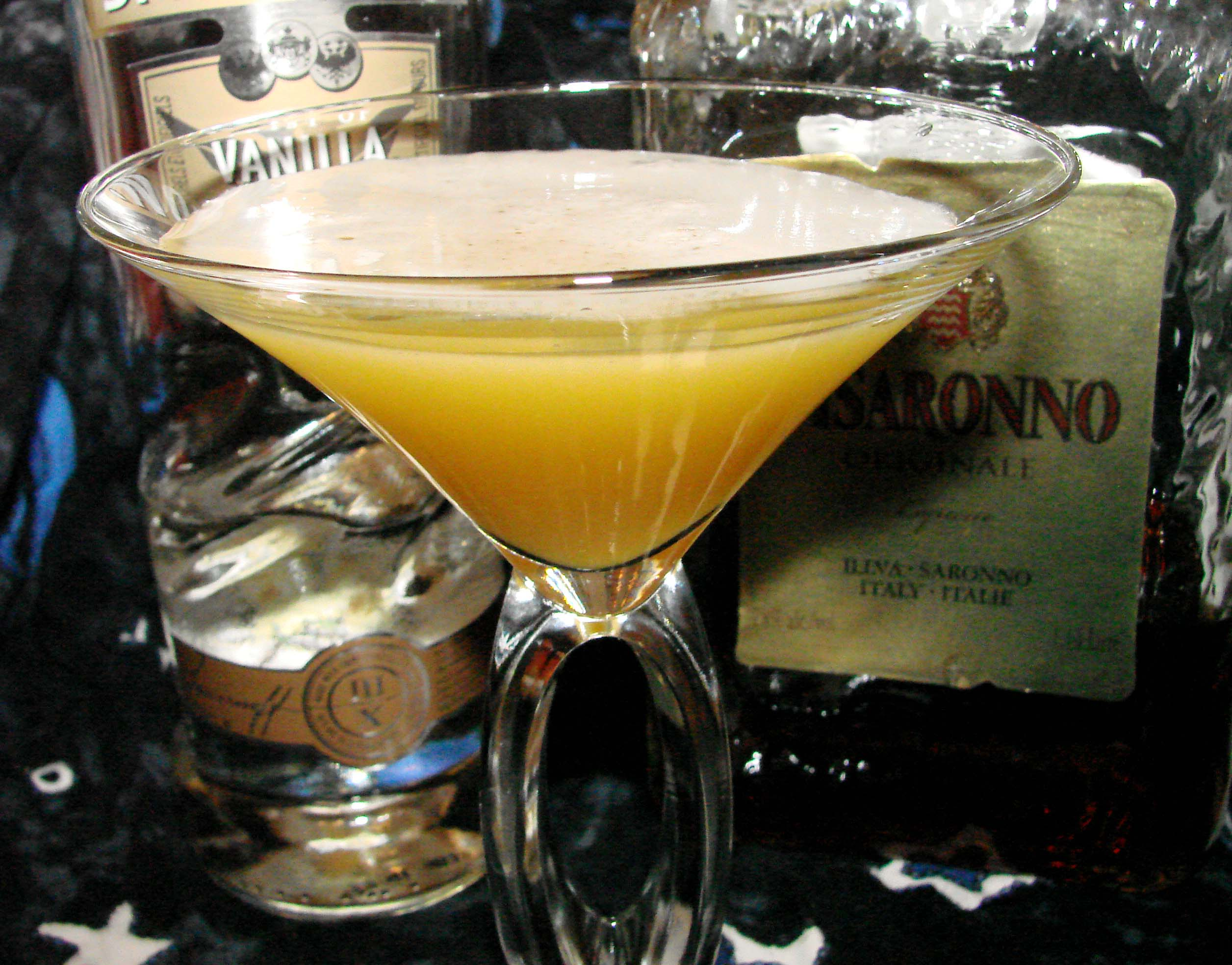 Wedding Cake Martini II Recipe - Genius Kitchen