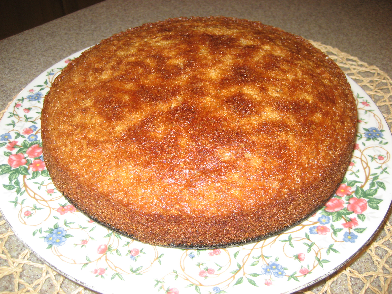 Sugee Suji Cake Recipe Genius Kitchen