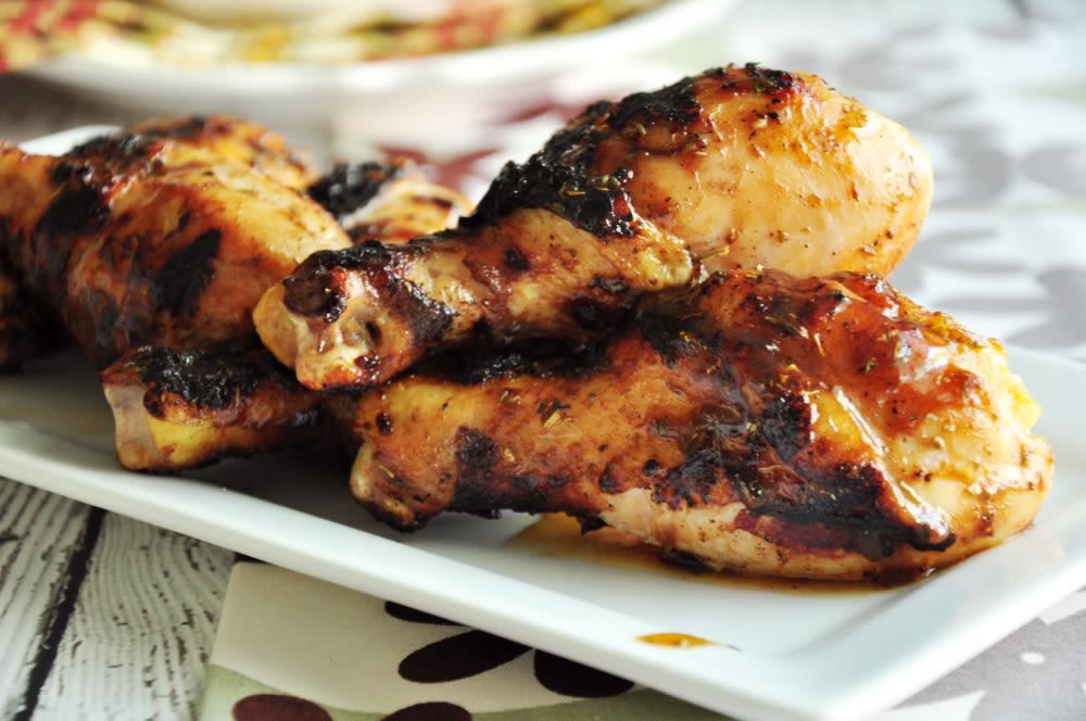 Simple Caribbean Jerk Chicken Recipe Genius Kitchen