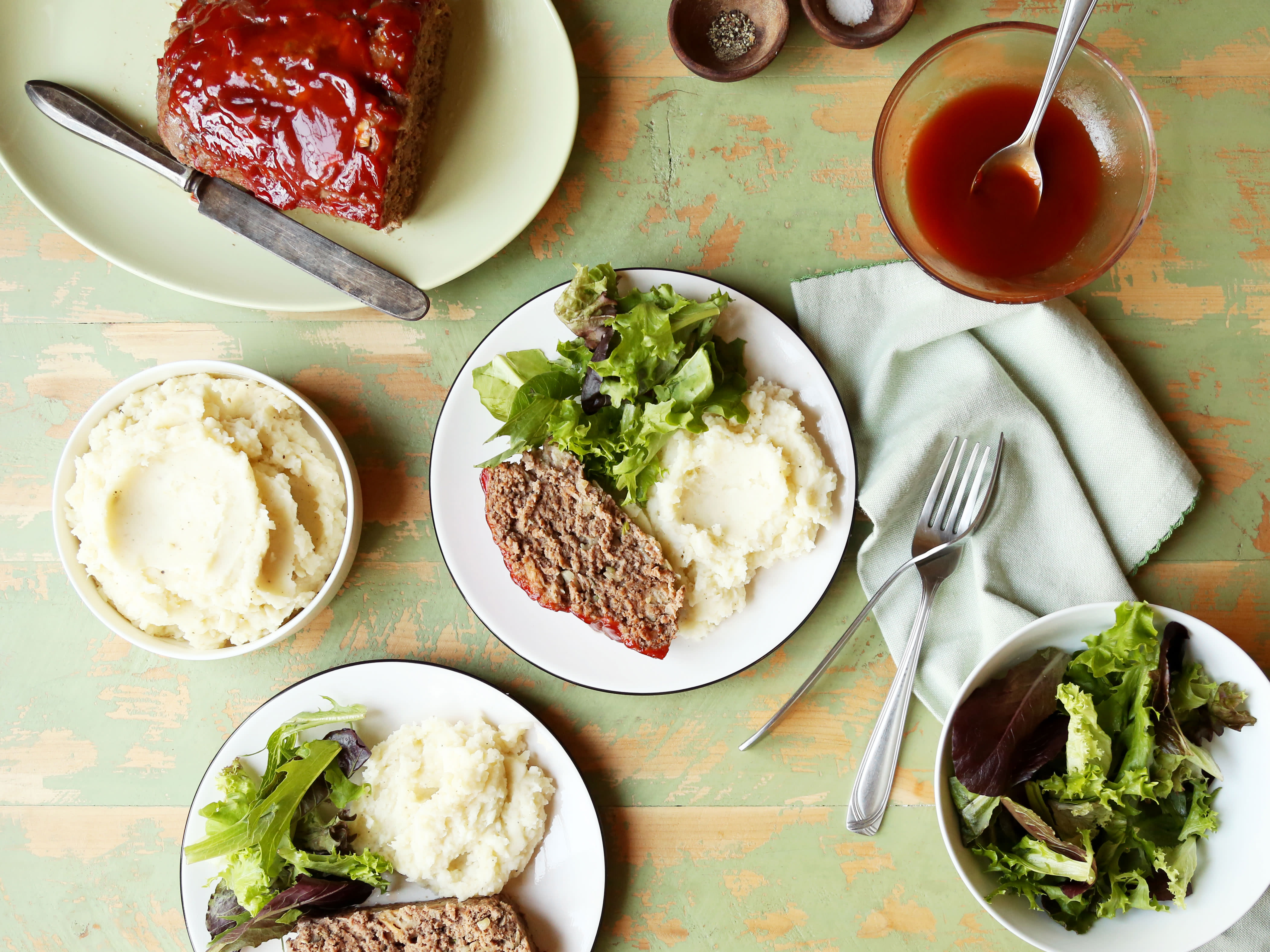 Yes virginia there is a great meatloaf recipe genius kitchen forumfinder Images