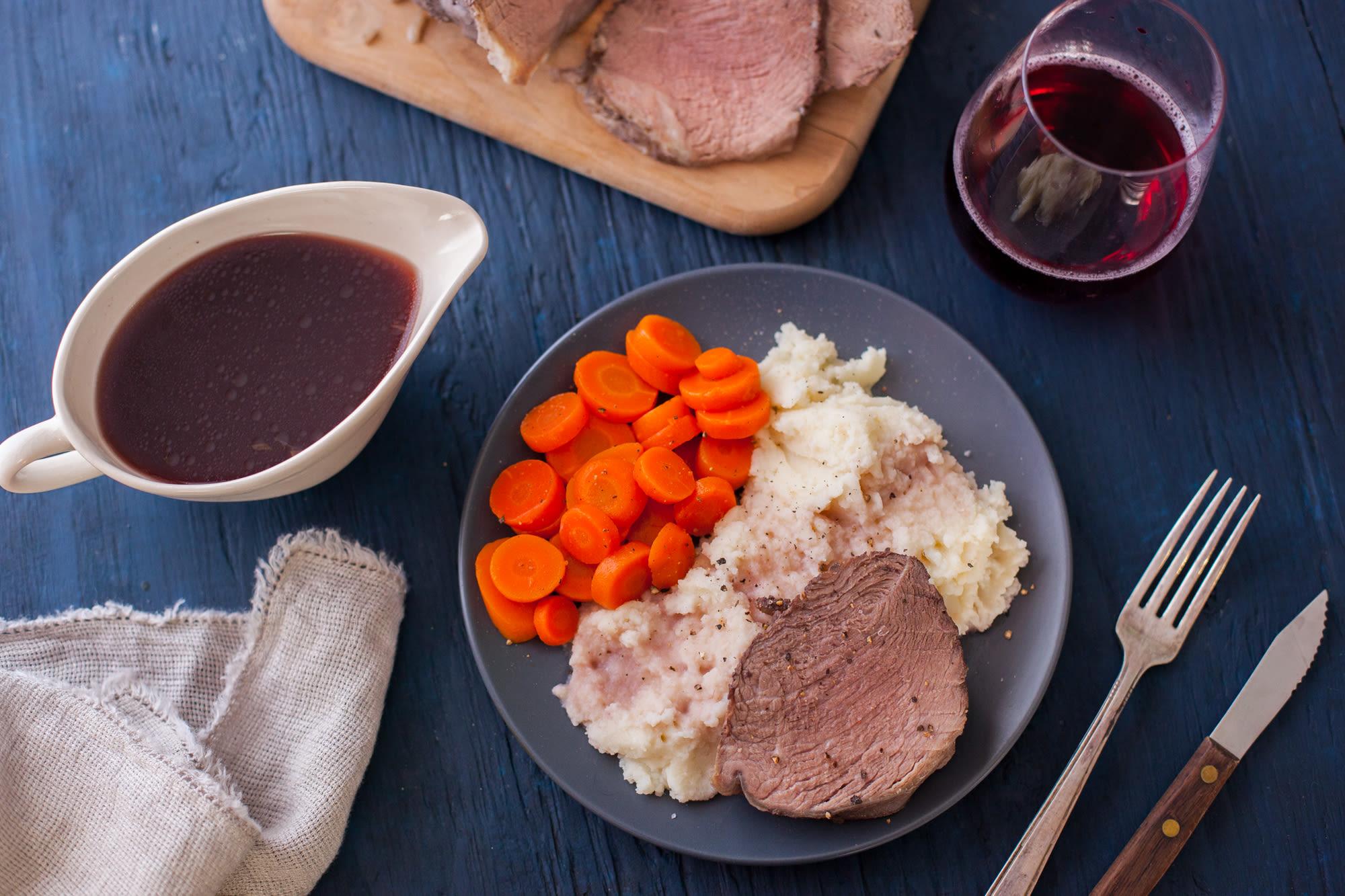 Red Wine Crock Pot Roast Recipe Genius Kitchen