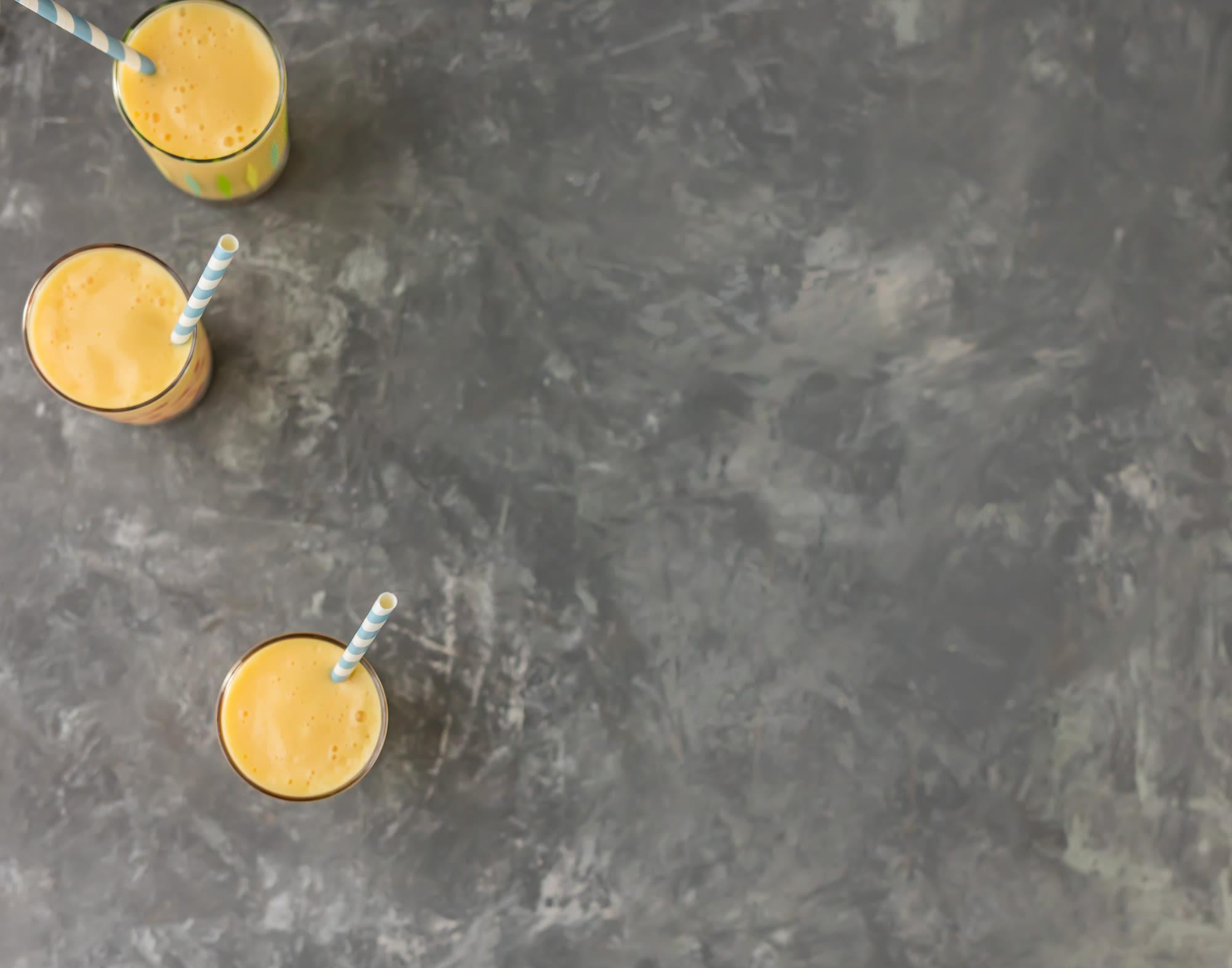 Simple Mango Smoothie Recipe