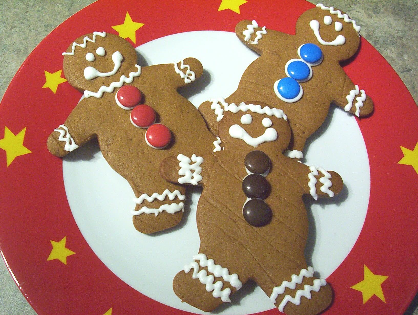Gingerbread Cookies Recipe Genius Kitchen