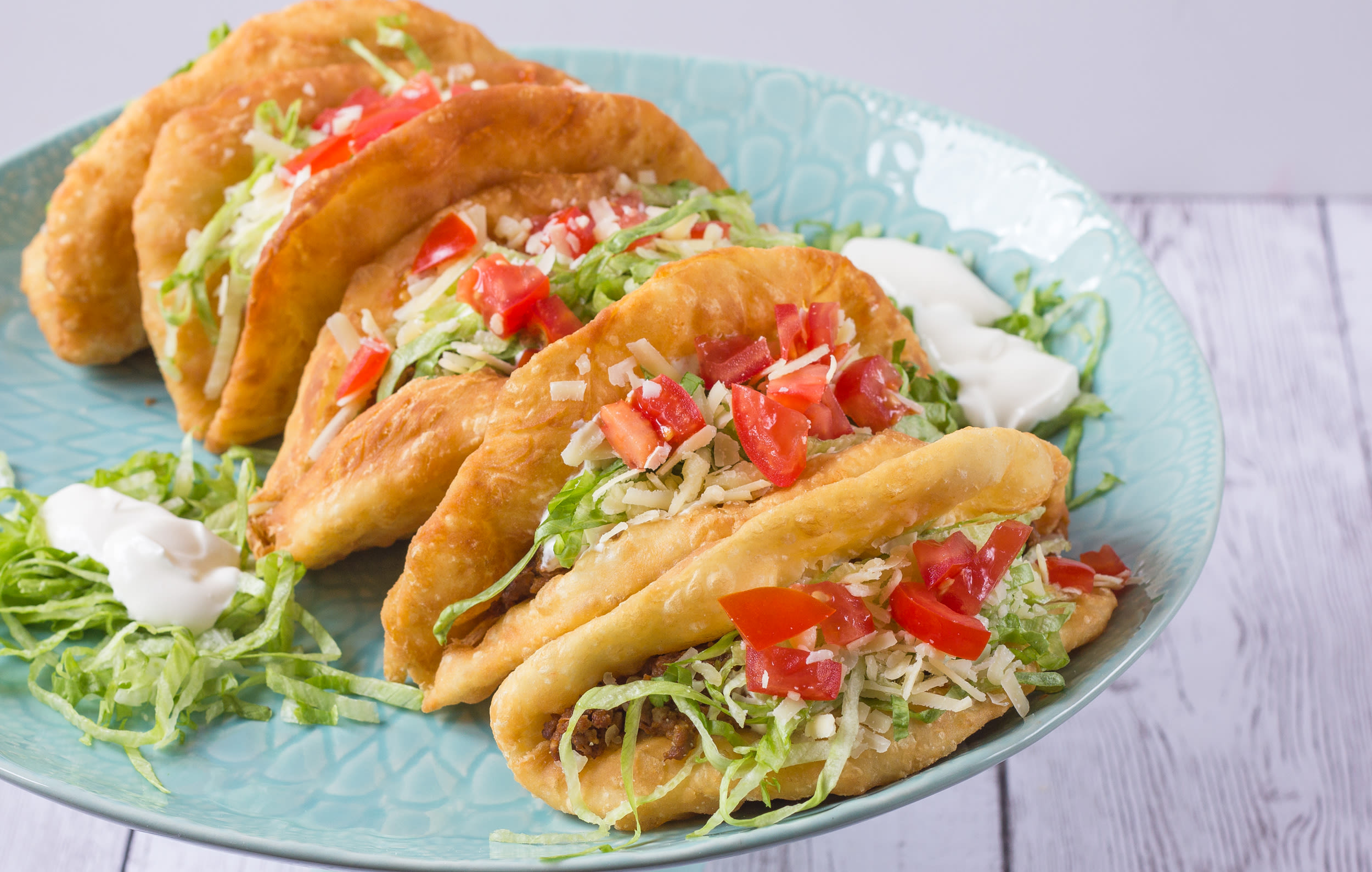 Image result for A Great Chalupa Shell Recipe