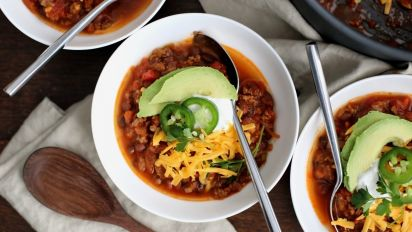 Award Winning Chili Recipe How To Make The Best Homemade Chili Food Com