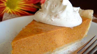 Easy Pumpkin Pie Recipe Food Com