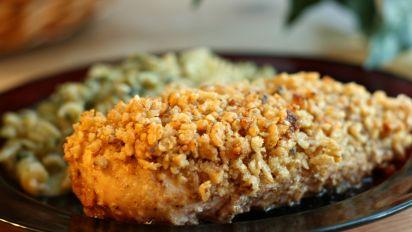 Crispy Walnut Chicken Recipe Food Com