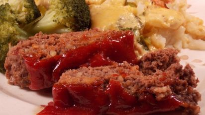 Easy Old Fashioned Meatloaf Recipe Food Com