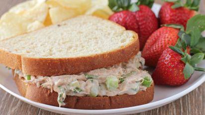 Tuna Salad Recipe Food Com