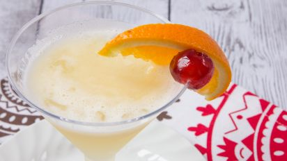 Sweet And Sour Apple Non Alcoholic Cocktail