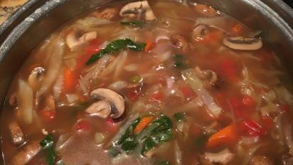 Lemon Grass Chicken Soup Recipe Food Com
