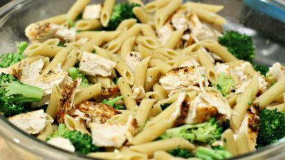 Chicken Broccoli Pasta Recipes With Garlic