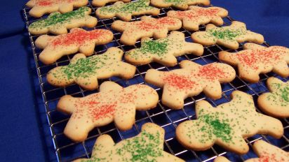 Best Butter Cookies Cutouts