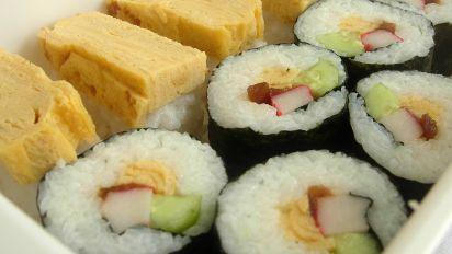 Tamago Yaki (Sushi Omelette) Recipe - Food.com