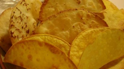 Turning Corn Tortillas Into Taco Shells Recipe Food Com