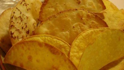 Turning Corn Tortillas Into Taco Shells Recipe Food Com