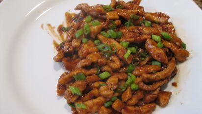 10 Minute Szechuan Chicken Recipe Chinese Food Com