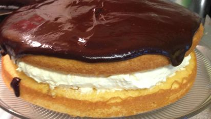 Easy Bavarian Cream