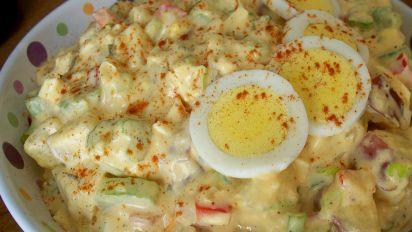 Potato Salad Recipe Low Fat
